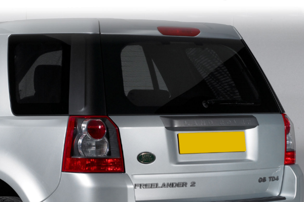 Range Rover Vogue Privacy Shades